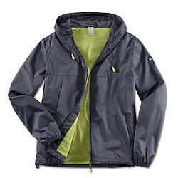 Оригінальна чоловіча куртка BMW Active Jacket (Men, Blue Nights / Wild Lime)