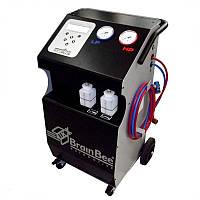 Автоматическая установка для заправки автомобильных кондиционеров BRAIN BEE 6000 PLUS (модель без принтера)