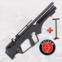Hatsan Bullmaster PCP пневматическая винтовка, bullpup с насосом, фото 1