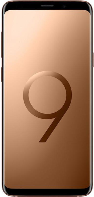 Смартфон Samsung Galaxy S9+ SM-G965 64GB Gold
