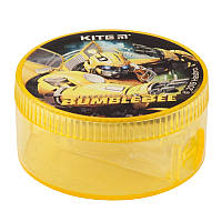 Точилка с контейнером Kite Transformers BumbleBee Movie TF19-116