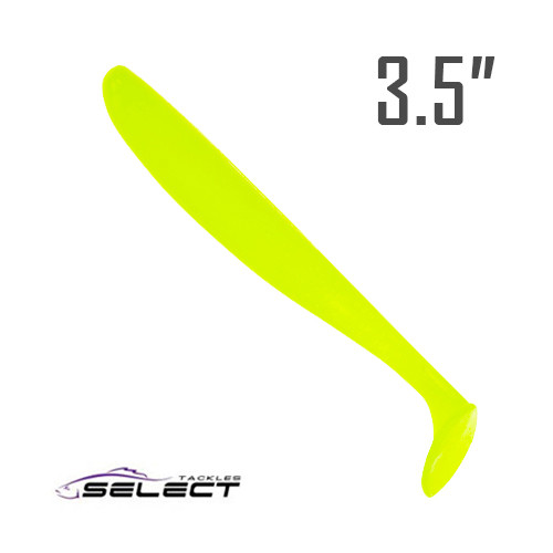 Easy Shad 3.5″ (90 мм.) 5 шт. Силикон Select 045