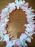 Гавайские бусы на шею №33, фото 6