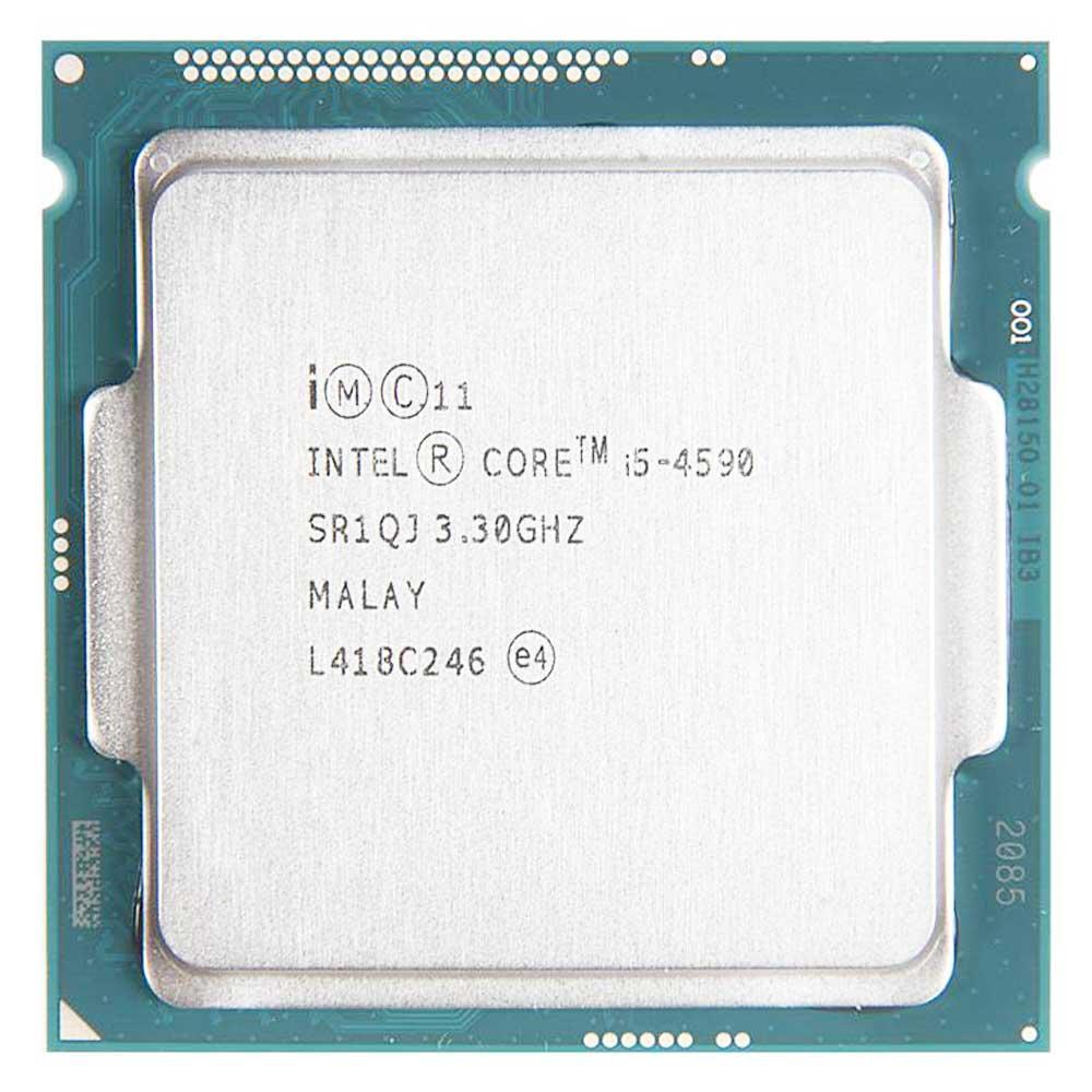 Процесор Intel Core i5 4590 (4×3.30 GHz/6Mb/s1150) БО