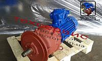 Мотор-редуктор планетарный МПО-2М-15-101.7-1.5/14, фото 1