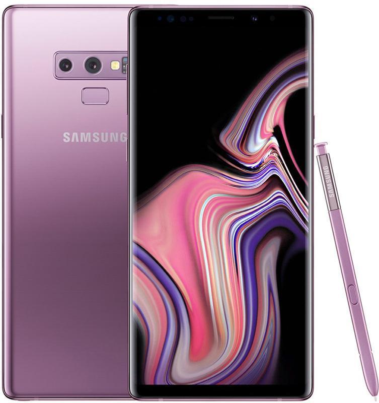 Смартфон Samsung Galaxy Note 9 N9600 8/512GB Lavender Purple