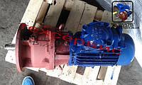 Мотор-редуктор планетарный МПО-2М-15-81.5-4/18, фото 1