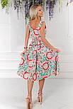 Женский сарафан на пуговицах (в расцветках), фото 4