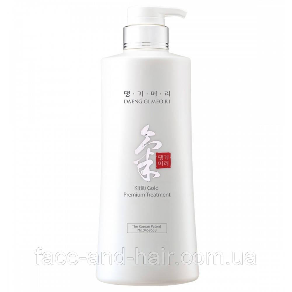 Увлажняющий кондиционер для волос DAENG GI MEO RI KI GOLD Premium Treatment, 300 мл