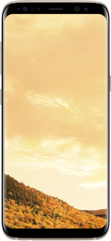 Смартфон Samsung Galaxy S8 SM-G950 64GB Maple Gold