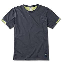 Оригінальна чоловіча футболка BMW Active T-Shirt, Men (Blue Nights / Wild Lime)