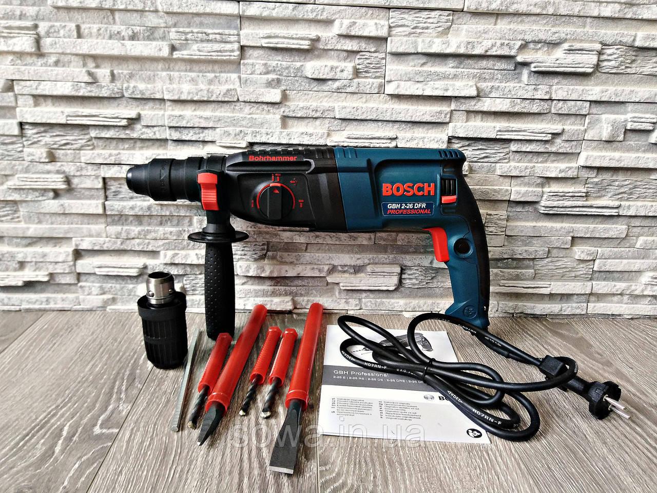 ✔️ Перфоратор Bosch GBH 2-26 DRE   SDS-Plus