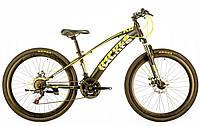 Велосипед Impuls Arrow 26 black/yellow, фото 1