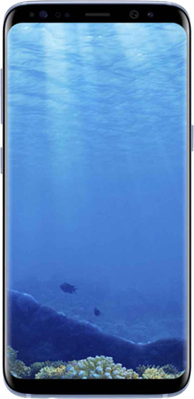 Смартфон Samsung Galaxy S8 SM-G950 64GB Coral Blue