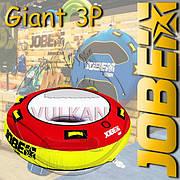 Водная трехместная тарелка JOBE Giant 3P