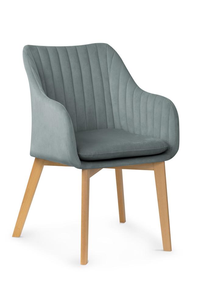 Кресло Huan II Atreve Серый