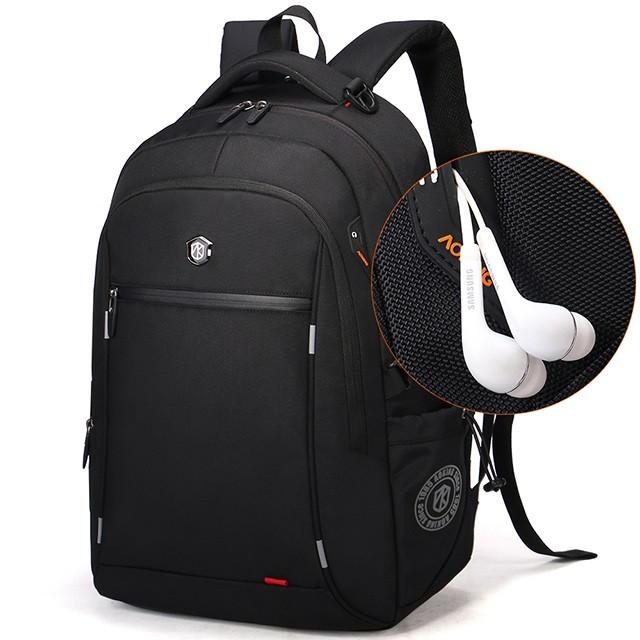 Городской Рюкзак для Ноутбука 26л Aoking SN67687 Черный