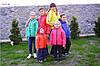 "Спортивная куртка на девочку ""СПОРТ-лампас"" 98,104,110, фото 3"