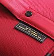 Большой тканевый чемодан CARLTON 072J372;73 красный, 85 л, фото 2