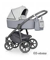 Дитяча універсальна коляска 2 в 1 Riko Marla - 03 - stone, фото 1