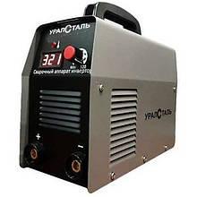 Сварка инверторная Уралсталь 370 в кейсе с электронным табло