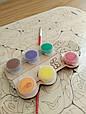 Набор для творчества пазлы деревянные Тачки, фото 2