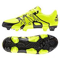 Детские бутсы Adidas X 15.3 FG/AG JR B26997