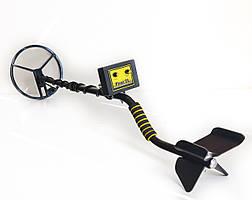 Металлоискатель импульсный Пират TL глубина до 2 м водонепроницаемая катушка