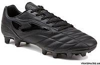 Бутсы черные для футбола Joma AGUILA AGUIS.821.FG