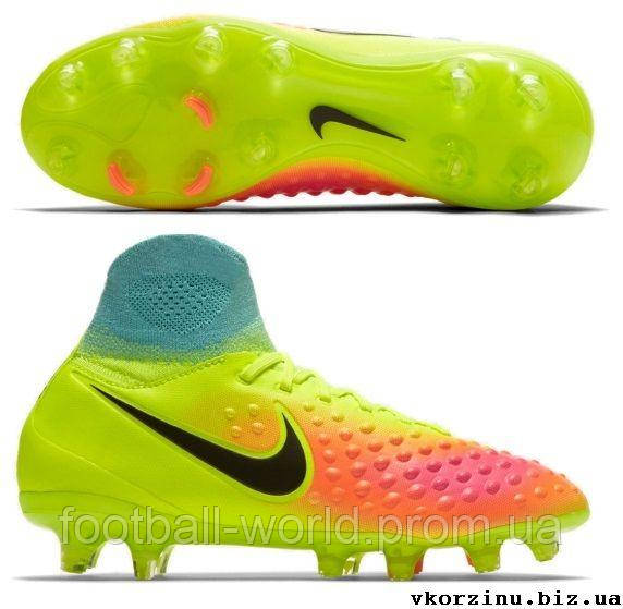 bbcd3d91 Детские бутсы Nike MAGISTA OBRA II FG JR 844410-708, цена 3 483 грн.,  купить в Херсоне — Prom.ua (ID#953682317)