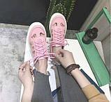 Белые недорогие летние кроссовки, фото 5