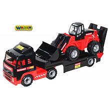 Машинка з бульдозером Volvo Mammoet Wader 567330