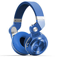Беспроводные Bluetooth наушники Bluedio T2S (Синий)