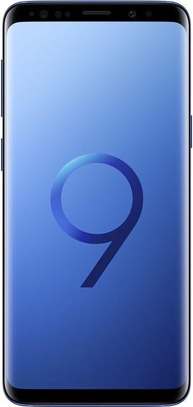 Смартфон Samsung Galaxy S9 SM-G960 128GB Blue