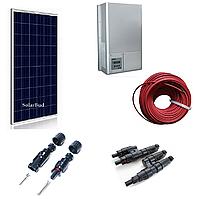 """Комплект мережевої сонячної електростанції 30 кВт   """"premium"""""""