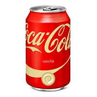 Газированный напиток Coca-Cola Original Taste Vanilla