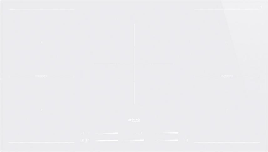 Индукционная поверхность Smeg SI2M7953DW