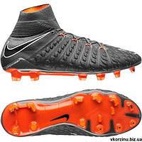 0fea6e7b Футбольные бутсы Nike Hypervenom Phantom 3 Elite FG AH7273-081, цена ...