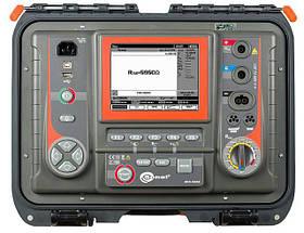 Прилади для вимірювання параметрів електроізоляції (мегаомметри) законодавчо регульовані