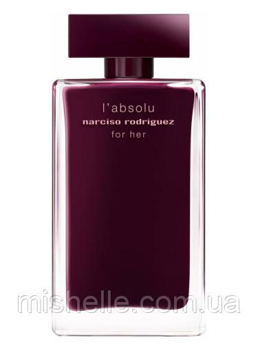 Тестер Narciso Rodriguez L'Absolu For Her (Нарцис Родригез Абсолю хе) ОАЭ