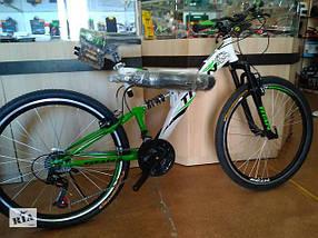 """Горный велосипед двухподвесный 26"""" Titan Tornado, фото 2"""