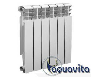 Алюминиевый радиатор Aquavita 500/96 C6 16 бар