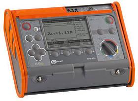 Вимірювачі параметрів електробезпеки електроустановок