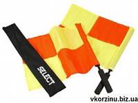 Флажок лайнсмена Select проффесиональный, 2 флага