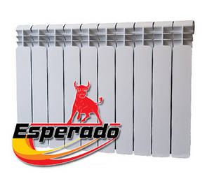 Біметалічний радіатор Esperado 500/80