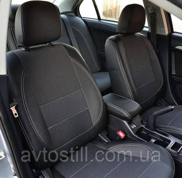 Чехлы для Mitsubishi Lancer Х 2L (2007-2011)