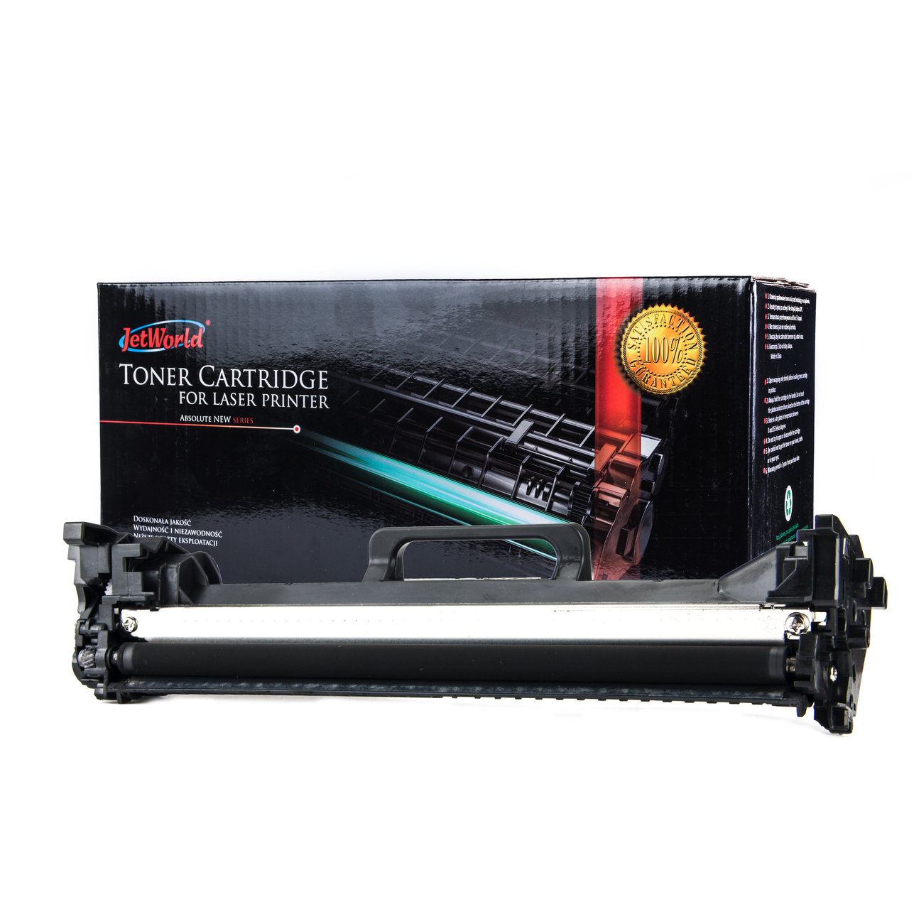 Картридж JetWorld HP 30A (CF230A) Black для M203dn/M227fdn