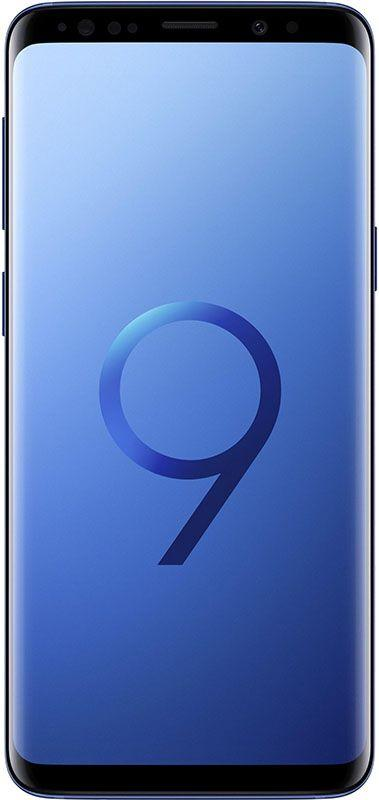 Смартфон Samsung Galaxy S9 SM-G960 256GB Blue