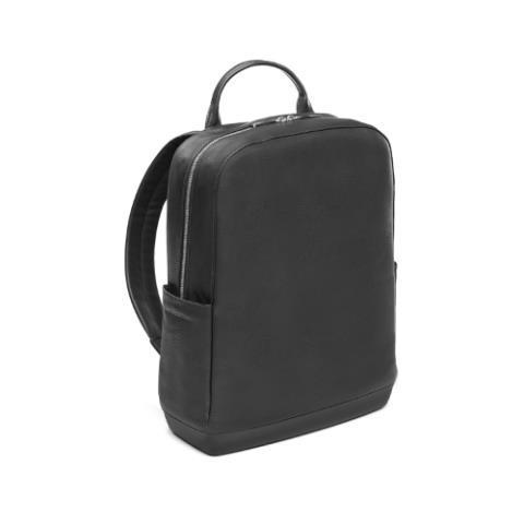 Рюкзак CLASSIC LEATHER BACKPACK, black