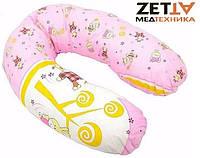 Подушка для кормления и беременных 200 см большая в Днепре